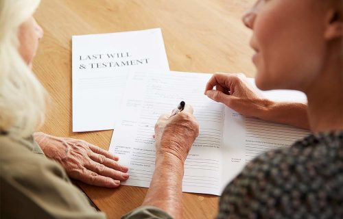 parity legal wills and probate